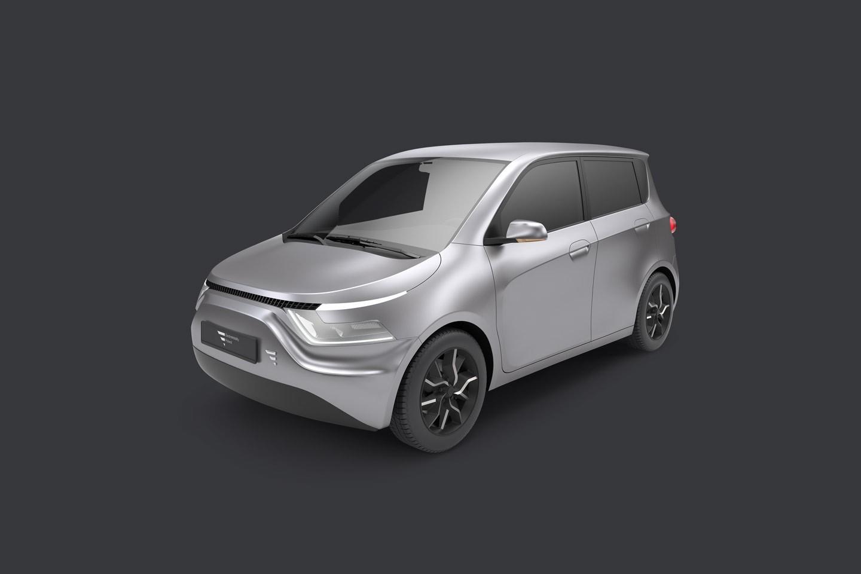 Samochód elektryczny — Projekt konkursowy ElectroMobility Poland SA.